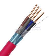 КПСЭ нг(А)-FRLSLTx Shielded 4 Cores Fire Alarm Cable