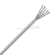 U/UTP CAT 6A Twisted Pair Installation Cable