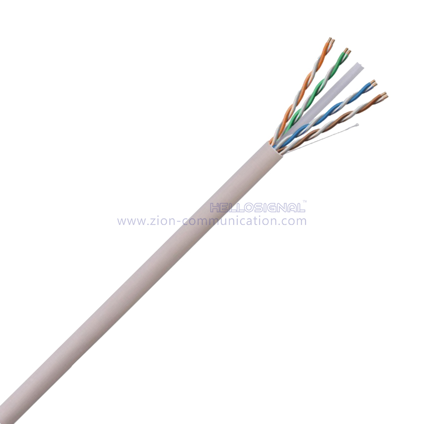 F/UTP Shielded CAT 6 Twisted 4 Pairs patch cord