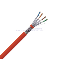 S/FTP CAT 7 BC LSZH Twisted Pair Installation Cable