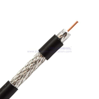 10D-FB BC TC PE 50 Ohm coaxial Cable