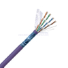 U/FTP CAT 6A BC PE Twisted Pair Installation Cable