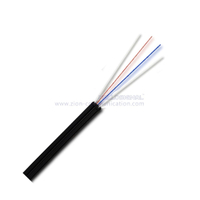 GJXFH-2 G657A1 GFRP Drop cable