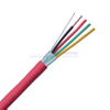 18AWG 4C SOL Shielded FPLR Fire Alarm Cables