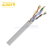 F/UTP CAT 5E BC PVC CM Twisted Pair Installation Cable