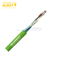 2 Pair 0.8mm Knx cable LSHF GreenTechnical Datasheet Knx cable