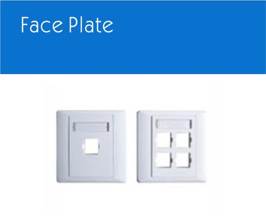 Face Plates