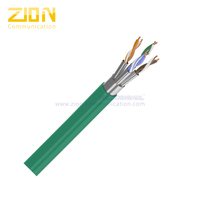 U/FTP CAT 6A BC LSZH Twisted Pair Installation Cable